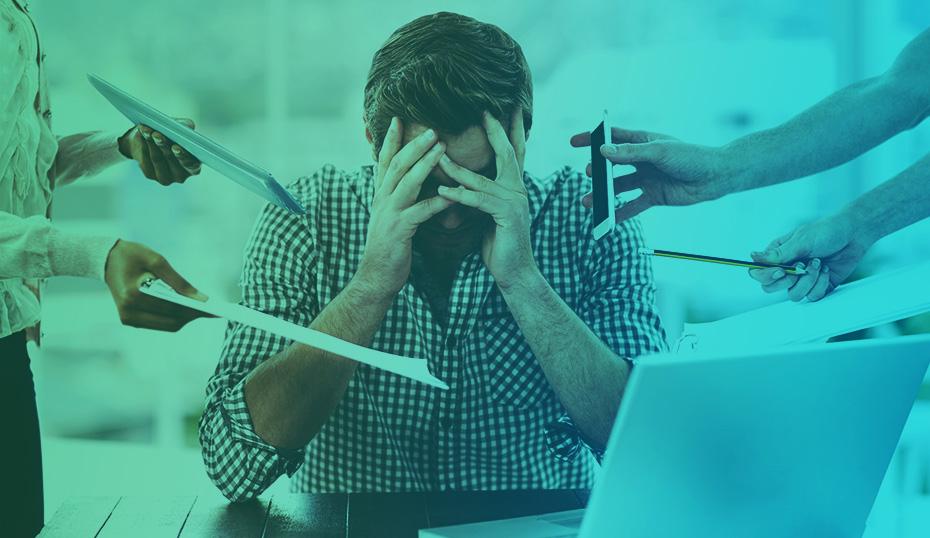 Recursos para acabar con el estrés postvacacional de tus empleados